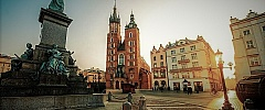 KRAKOW OLD TOWN WALK